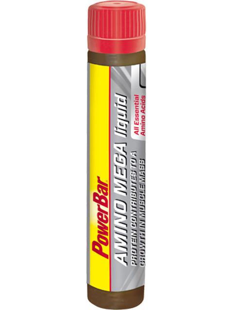 PowerBar Amino Mega Liquid Ampulle 25ml Geschmacksneutral